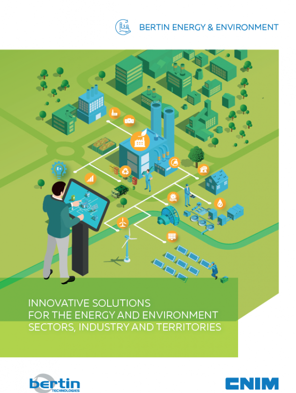 Innovative solutions for the Energy and Environment sectors, Industry and Territories