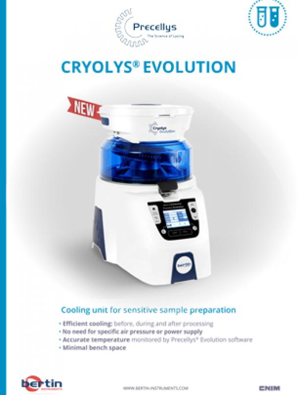 Cryolys Evolution